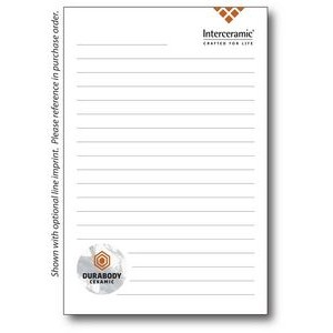 "4"" x 6"" 50-Sheet Notepad"