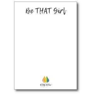 "5"" x 7"" 50-Sheet Notepad"